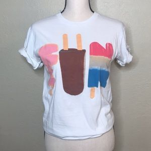 American Apparel | FUN Popsicle Tee